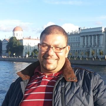 Mohamed Salahel-din , 40, Cairo, Egypt