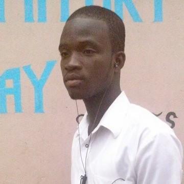 Kplorla Ahiawortor, 22, Accra, Ghana