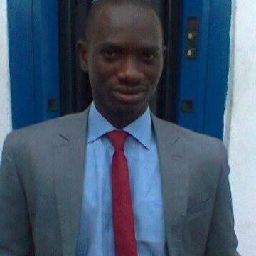 Jimoh Olalekan, 33, Abeokuta, Nigeria