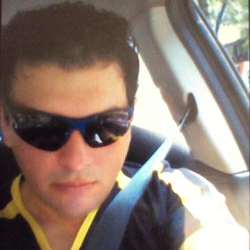 Edward Esquivel, 38, Naucalpan, Mexico