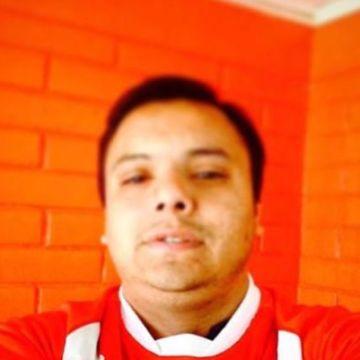 Miguel Escobar Santana, 32, Coquimbo, Chile