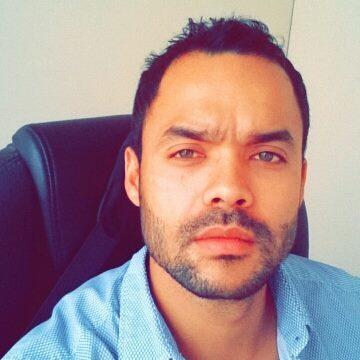 Hugo Hoyos, 32, Medellin, Colombia