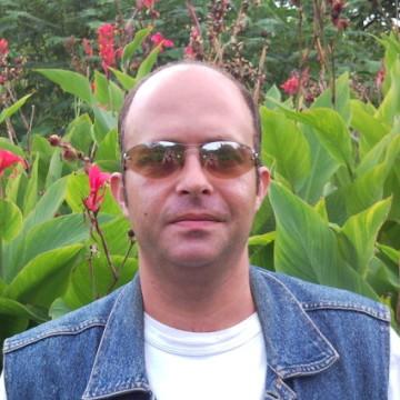 David Escudero, 43, Malaga, Spain