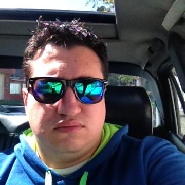 Fernando Fonseca, 32, Bogota, Colombia