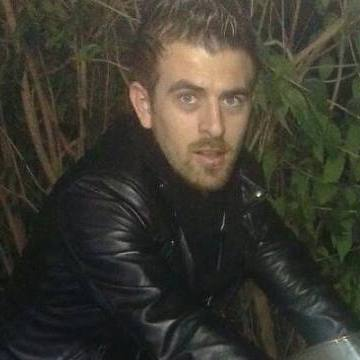 Murat Yalcın, 29, Izmir, Turkey