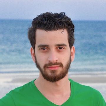 Khaled Nabil, 25, Doha, Qatar