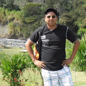 Di Mauro Nupan, 36, Cali, Colombia