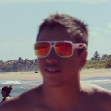 Joaquin Arriagada, 33, Santiago, Chile
