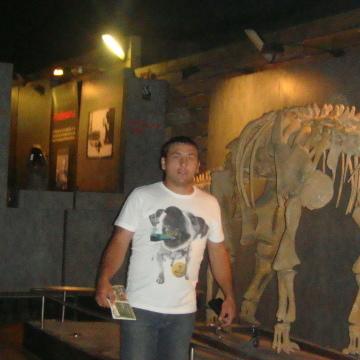 Mihai Gaspar, 35, Madrid, Spain