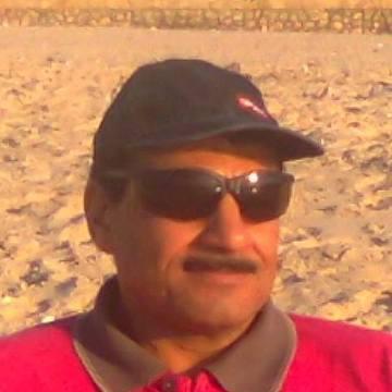 Mamdouh Adwy, 56, Giza, Egypt
