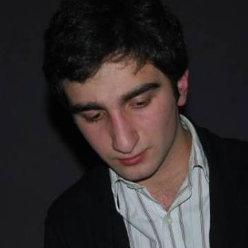 Bagrat Gavashelishvili, 23, Tbilisi, Georgia