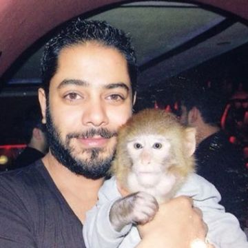 Ramzi Hannachi, 32, Dubai, United Arab Emirates