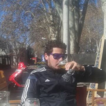 sergio chisan, 26, Mendoza, Argentina