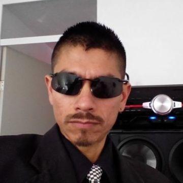 Karlosz Quiroz, 39, Saltillo, Mexico