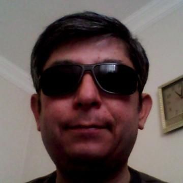 Ahmet Comert, 46, Ankara, Turkey