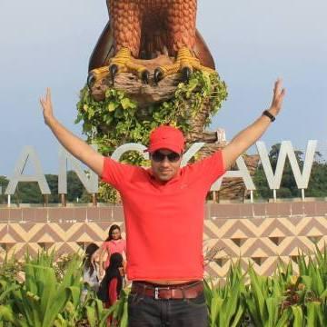 Ahmed, 30, Lahore, Pakistan