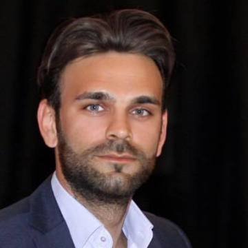 Alp Saral, 29, Istanbul, Turkey