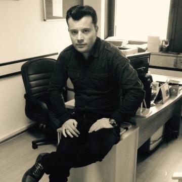 Yalçın Kesgin, 40, Ankara, Turkey