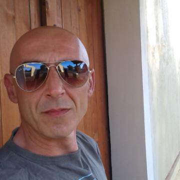 Gianluca Marras, 45, Cagliari, Italy