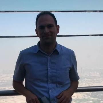 Ali Enunlu, 37, Istanbul, Turkey