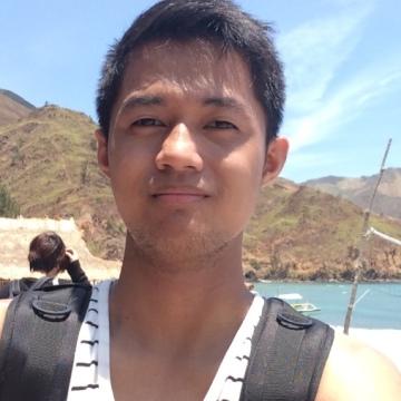 Edimar Ederio, 23, Pasig, Philippines