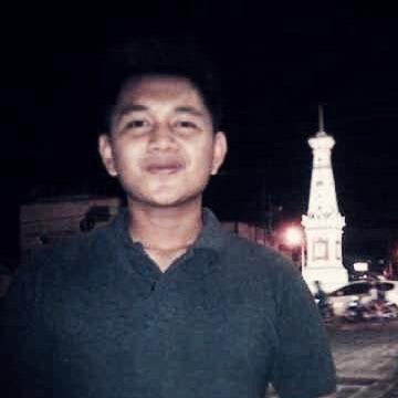 Ghifari m farisi, 22, Jogjakarta, Indonesia