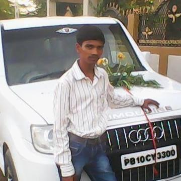 SUNIL BAROT, 24, Ahmedabad, India