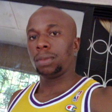 George Nkem, 29, Lagos, Nigeria