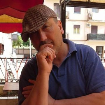Massimo Fiore, 48, Rome, Italy