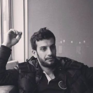Mustafa Serdar Karakeçili, 29, Istanbul, Turkey