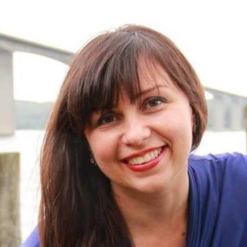 Olga Jakobsen, 41, Vejle, Denmark