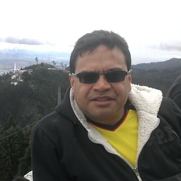 John Martin, 51, Bogota, Colombia