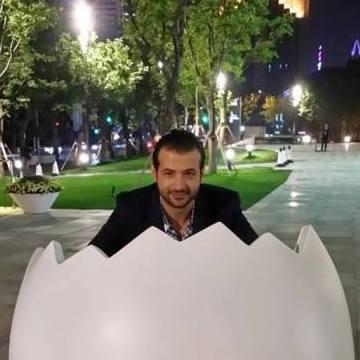 Ziad Mansour, 36, Dubai, United Arab Emirates