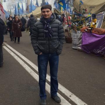 Igor Markevich, 41, Dnepropetrovsk, Ukraine