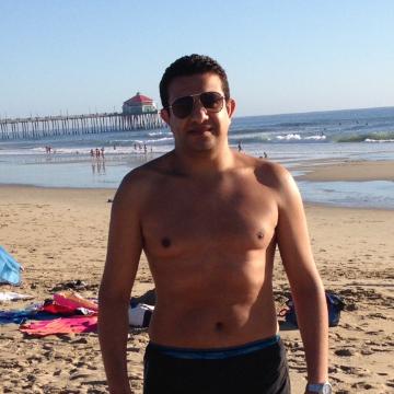 Fero Foash, 37, Jeddah, Saudi Arabia