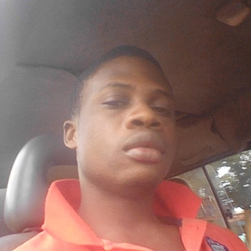 segun Akinoshun, 28, Lagos, Nigeria