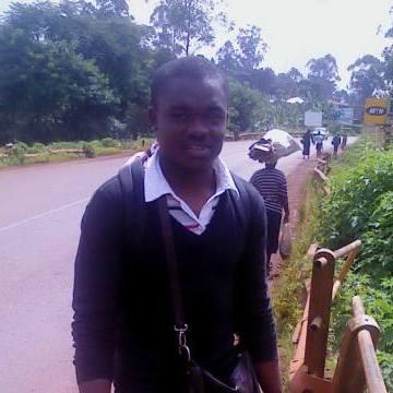 franck, 27, Yaounde, Cameroon