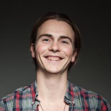 Jon Høj, 31, Kobenhavn, Denmark