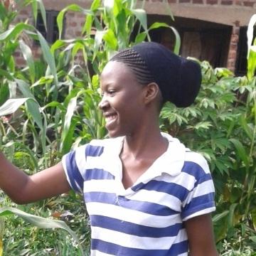 Vanessa Babirye, 25, Kampala, Uganda