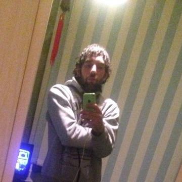 Misha Chesnokov, 36, Omsk, Russia