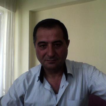 Çetin Urmak, 53, Antalya, Turkey