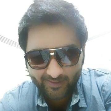 Nasir Baloch, 29, Dubai, United Arab Emirates