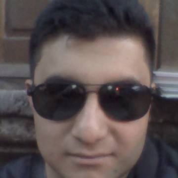 Pablo Corona, 27, Morelia, Mexico