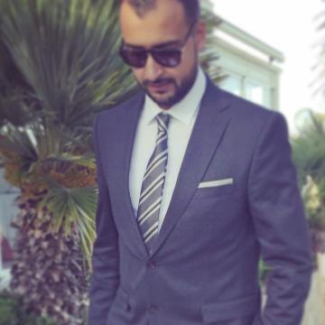 Amin, 30, Barcelona, Spain