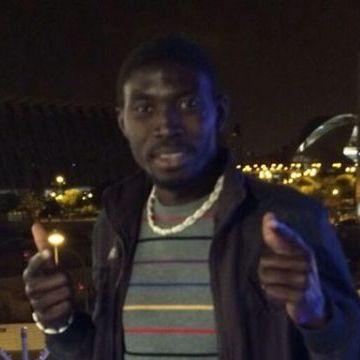 Omar Gueye, 30, Valencia, Spain