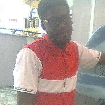 Japhet, 29, Lagos, Nigeria