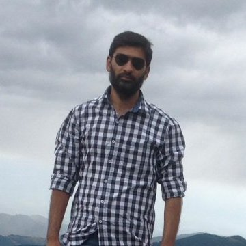 Yaawar Yousufzai, 31, Srinagar, India