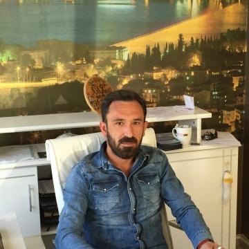 Rıza Kantarcı, 33, Izmir, Turkey