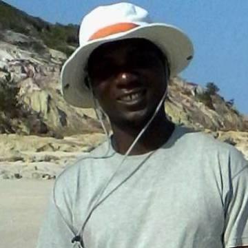 Armando Luis Romao, 36, Beira, Mozambique