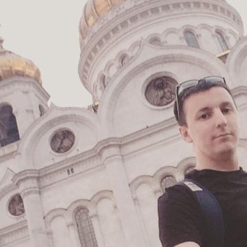Stanislav Guselnikov, 27, Moscow, Russia